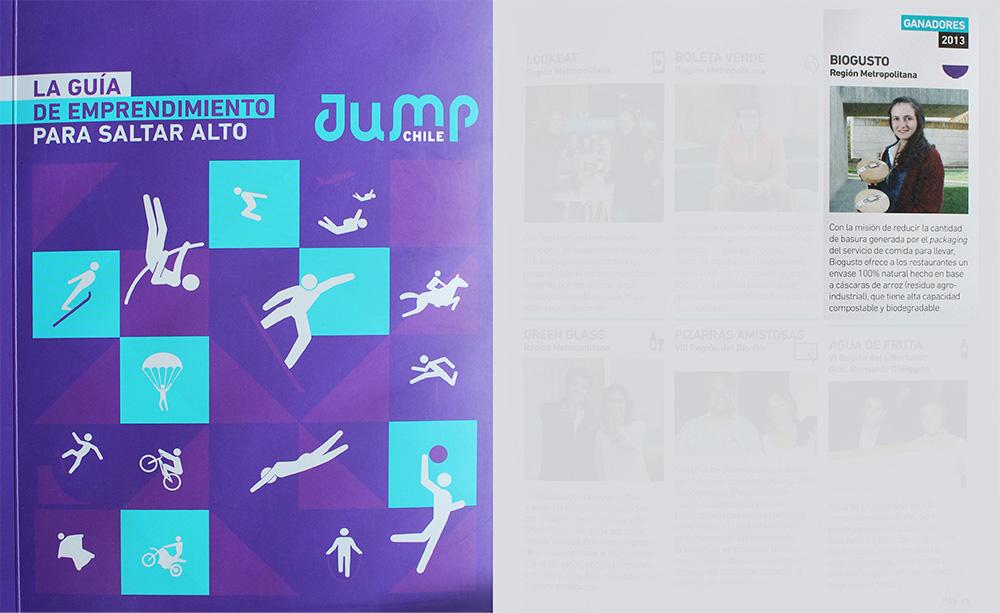 Libro Jump Chile